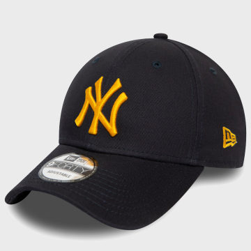 New Era - Casquette 9Forty Essential League 12380590 New York Yankees Bleu Marine
