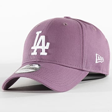 New Era - Casquette 9Forty Essential League 12380592 Los Angeles Dodgers Gris
