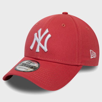 New Era - Casquette 9Forty Essential League 12380593 New York Yankees Rouge