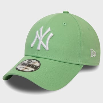 New Era - Casquette 9Forty Essential League 12380595 New York Yankees Vert Clair