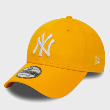 New Era - Casquette 9Forty Essential League 12380596 New York Yankees Jaune
