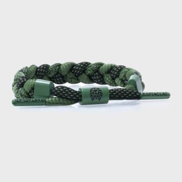 Rastaclat - Bracelet Gate Vert Kaki
