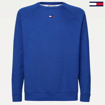 Tommy Sport - Sweat Crewneck 0362 Bleu Marine
