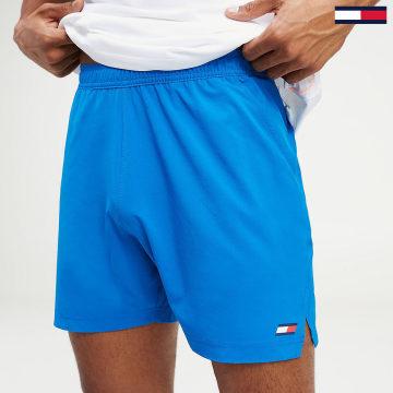 Tommy Sport - Short Jogging 5' Woven 0351 Bleu Azur