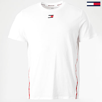 Tommy Sport - Tee Shirt A Bandes 0458 Blanc