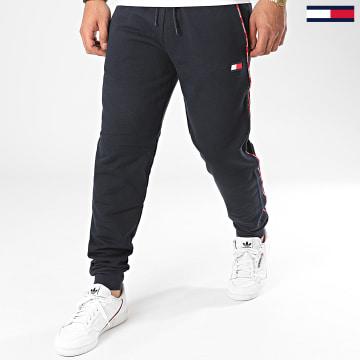 Tommy Sport - Pantalon Jogging 0462 Bleu Marine