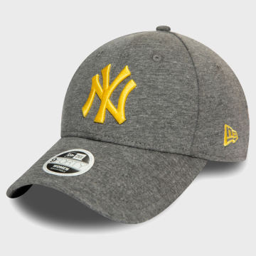 New Era - Casquette Femme 9Forty 12380752 New York Yankees Gris Chiné