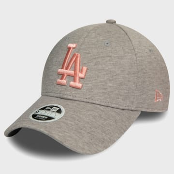 New Era - Casquette 9Forty Femme 12080754 Los Angeles Dodgers Gris Clair
