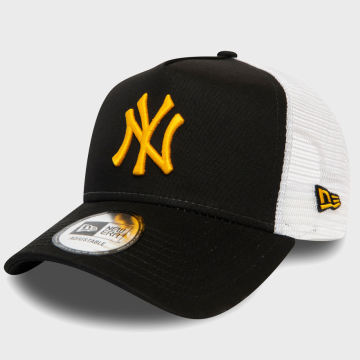 New Era - Casquette Trucker League Essential 12381029 New York Yankees Noir
