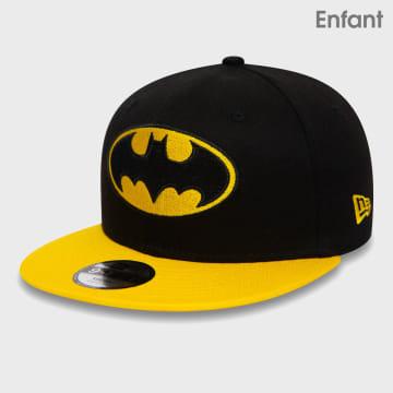 New Era - Casquette Enfant 9Fifty Character 12381098 Batman Noir