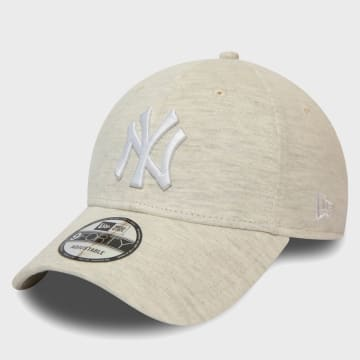 New Era - Casquette 9Forty Jersey Essential 12381110 New York Yankees Beige