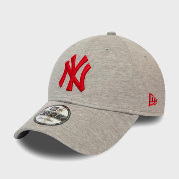 New Era - Casquette 9Forty Jersey Essential 12381111 New York Yankees Gris
