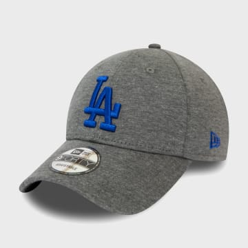 New Era - Casquette 9Forty Jersey Essential 12381112 Los Angeles Dodgers Gris