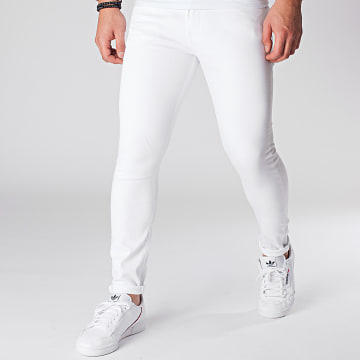 Calvin Klein - Jean Skinny 5349 Blanc