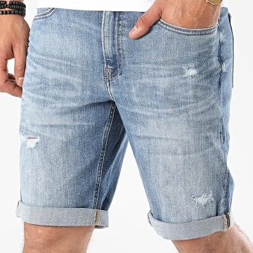 Calvin Klein - Short Jean 5356 Bleu Denim