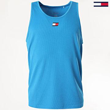 Tommy Sport - Débardeur 0349 Bleu Clair