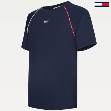Tommy Sport - Tee Shirt 0459 Bleu Marine