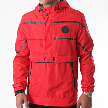 Zelys Paris - Veste Outdoor Life Rouge