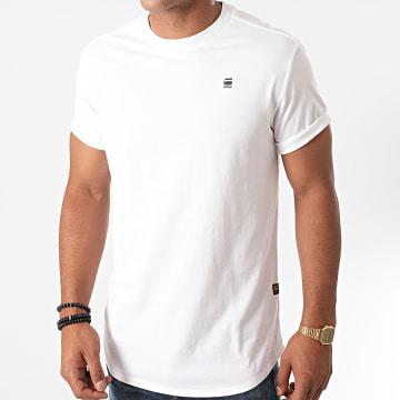 G-Star - Tee Shirt Lash D16396 Blanc