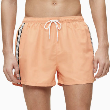 Calvin Klein - Short De Bain Drawstring 0451 Orange