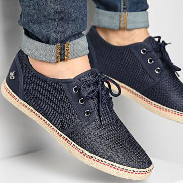 Classic Series - Chaussures Patrick Bleu Marine