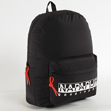 Napapijri - Sac A Dos Hack Daypack Noir