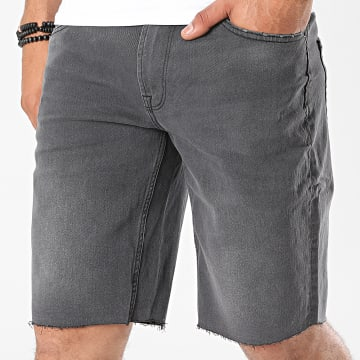 Only And Sons - Short Jean Ply 22015274 Gris