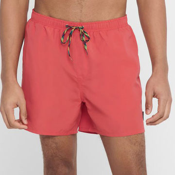 Only And Sons - Short De Bain Sted 22016135 Rouge
