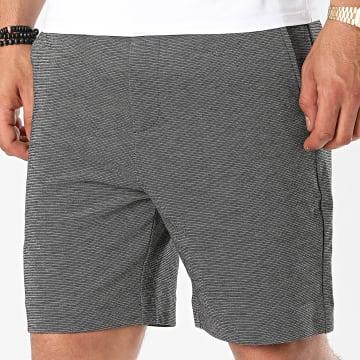 Selected - Short Jogging Jersey 16073330 Gris Chiné