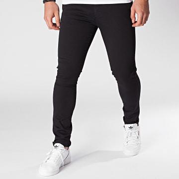 Celio - Pantalon Chino Skinny Motalia 4 Noir