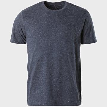 Celio - Tee Shirt Poche Rex Neps Bleu