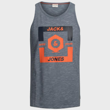 Jack And Jones - Débardeur Strong 12165665 Bleu Chiné