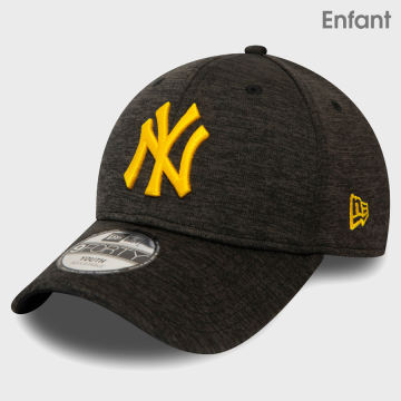 New Era - Casquette Enfant 9Forty League Essential 12381138 New York Yankees Gris Anthracite