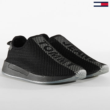Tommy Jeans - Baskets Technical Mesh Flexi 0529 Black