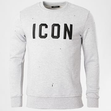 Uniplay - Sweat Crewneck HD-18 Gris