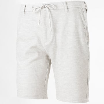 Celio - Short Jogging Ropique Gris