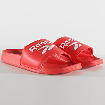 Reebok - Claquettes Classic Slide EH0413 Rouge