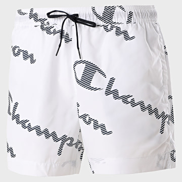 Champion - Short De Bain 214445 Blanc