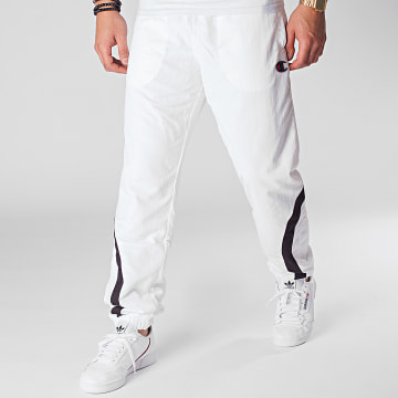 Champion - Pantalon Jogging 214264 Blanc