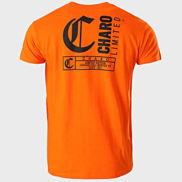 Charo - Tee Shirt Limited Orange