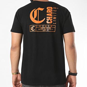 Charo - Tee Shirt Limited Noir