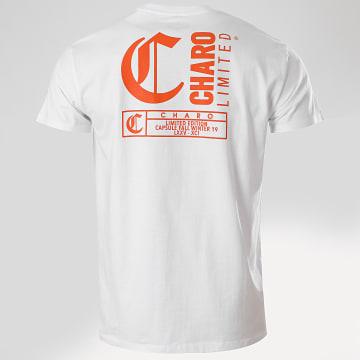 Charo - Tee Shirt Limited Blanc