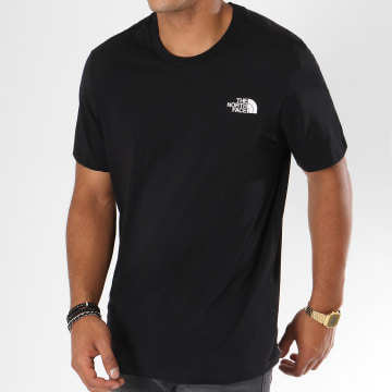 The North Face - Tee Shirt Simple Dome TX5J Noir