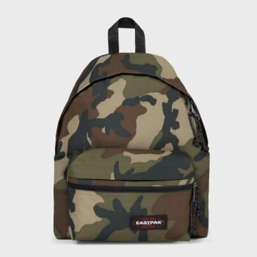 Eastpak - Sac A Dos Padded Zippl'r Camouflage EA5B74 Vert Kaki