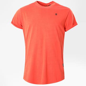 G-Star - Tee Shirt Oversize Lash D16396 Orange