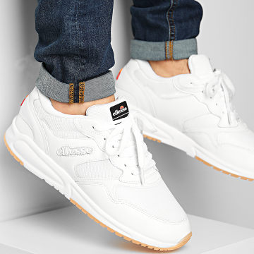 Ellesse - Baskets Leather AM 613628 White