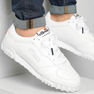 Ellesse - Baskets Tanker Leather 613670 White