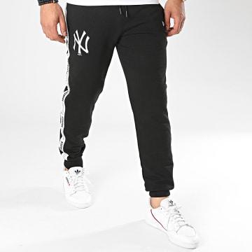 New Era - Pantalon Jogging A Bandes MLB New York Yankees 12513905 Noir