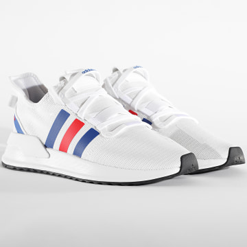 Adidas Originals - Baskets U Path Run EG5331 Footwear White Royal Blue Lush Red