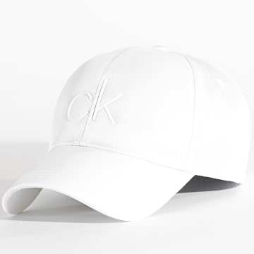 Calvin Klein - Casquette TPU BB 5736 Blanc